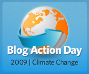 Blog Action Day 2009 – Solitaire ist dabei