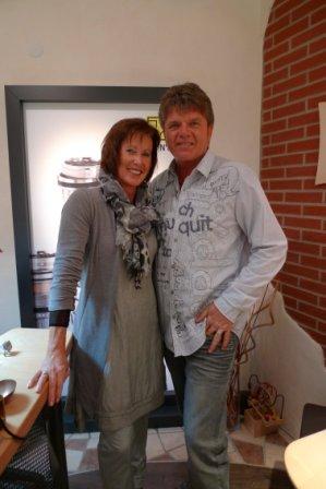 Ehepaar Gudrun + Bernd Schmid