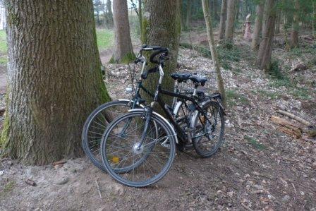 Fahrrad - Zweisamkeit