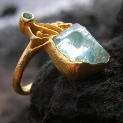 Mein Ring, mein Foto. :)