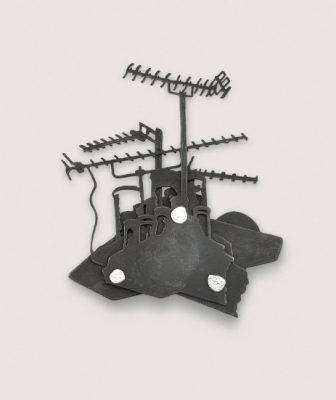 Ausstellung: Zeitgenössischer Schmuck aus Israel