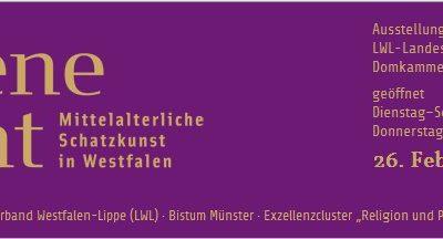 Ausstellung: Goldene Pracht in Münster