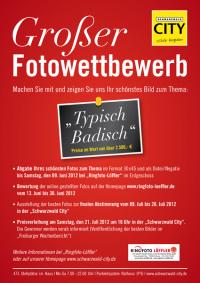 Großer Fotowettbewerb in der Schwarzwald City
