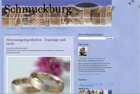 Screenshot Schmuckburg