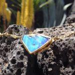 opal kette