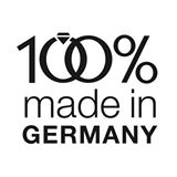 Logo 100 % made in Germany