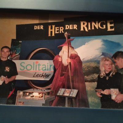 Memories: Die Herrin der Ringe