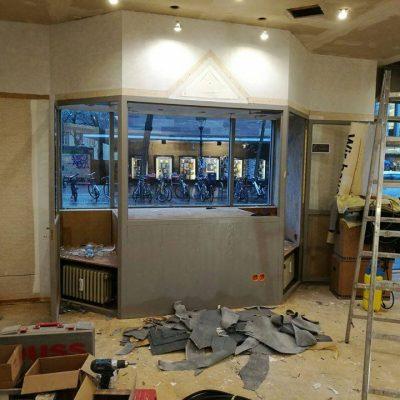Aus  Kemter wird Lechler – der Umbau hat begonnen