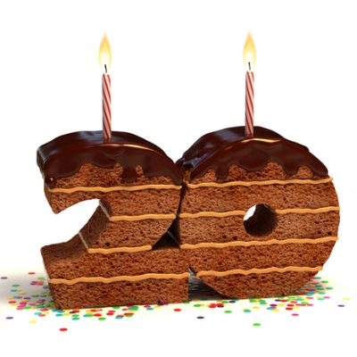 Wir feiern! 20 Jahre Solitaire – 20 % Rabatt für Sie!