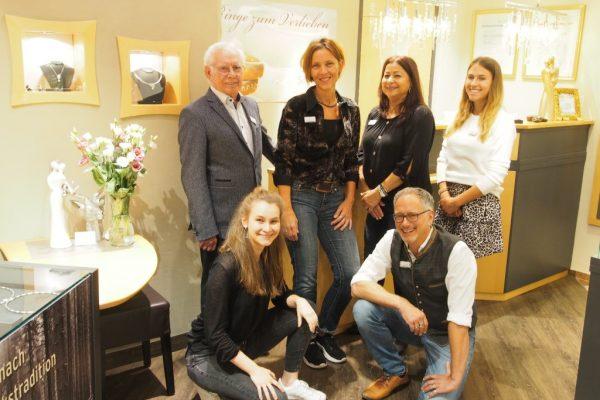 Team Solitaire Lechler Freiburg - Ihr Juwelier und Goldschmied