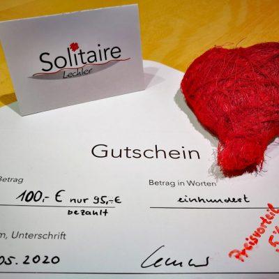 Gutschein Solitaire Lechler mit 5% Rabatt