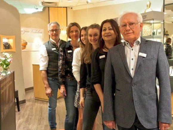 Team Juwelier Das Team von Juwelier & Goldschmied Solitaire Lechler Freiburg
